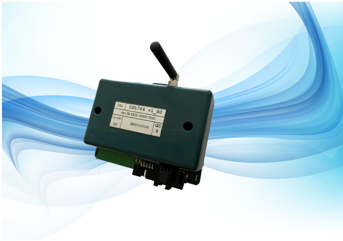Телеметричен адаптер ISL 764